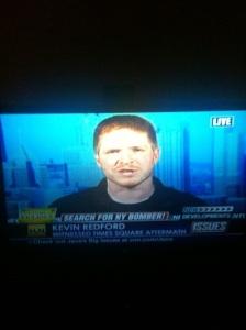 Kevin Redford On CNN