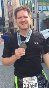 Kevin Redford | Pittsburgh Half Marathon