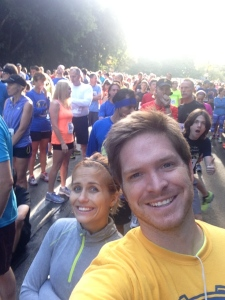 April and Kevin Redford  | Pittsburgh Great Race